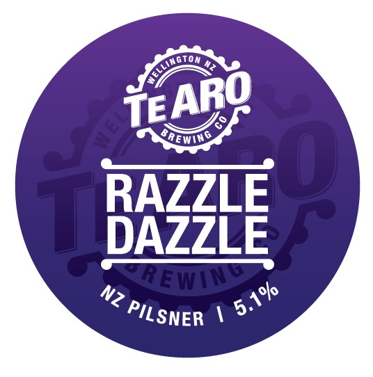 Fresh Wort Pack - Te Aro Brewing Co. 'Razzle Dazzle' Pilsner 20L