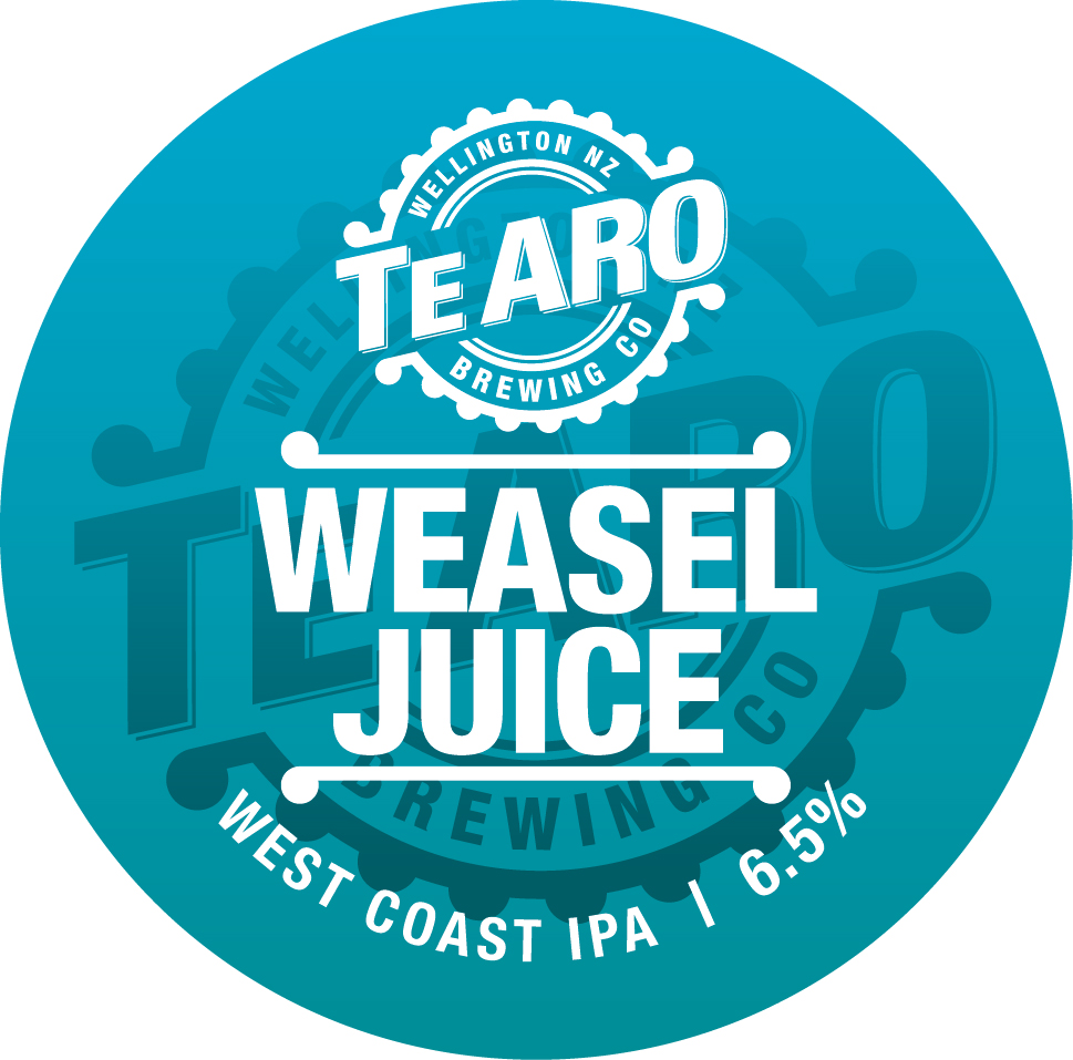Weasel Juice WCIPA - 6-pack 330ml