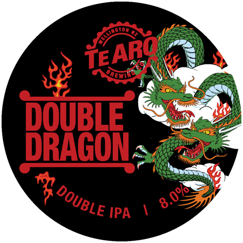 Double Dragon IIPA 20L Fresh Wort Pack