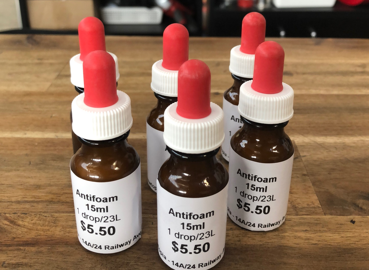 Antifoam 15ml
