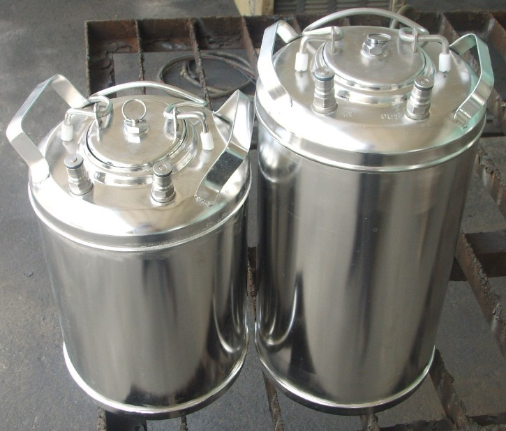 Kegging Gear