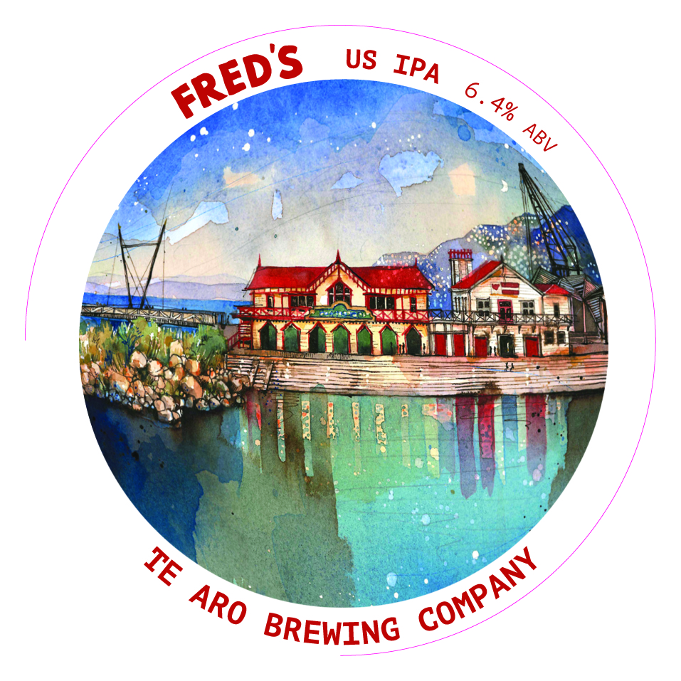Clone Kit for Te Aro Brewing 'Fred's' US IPA