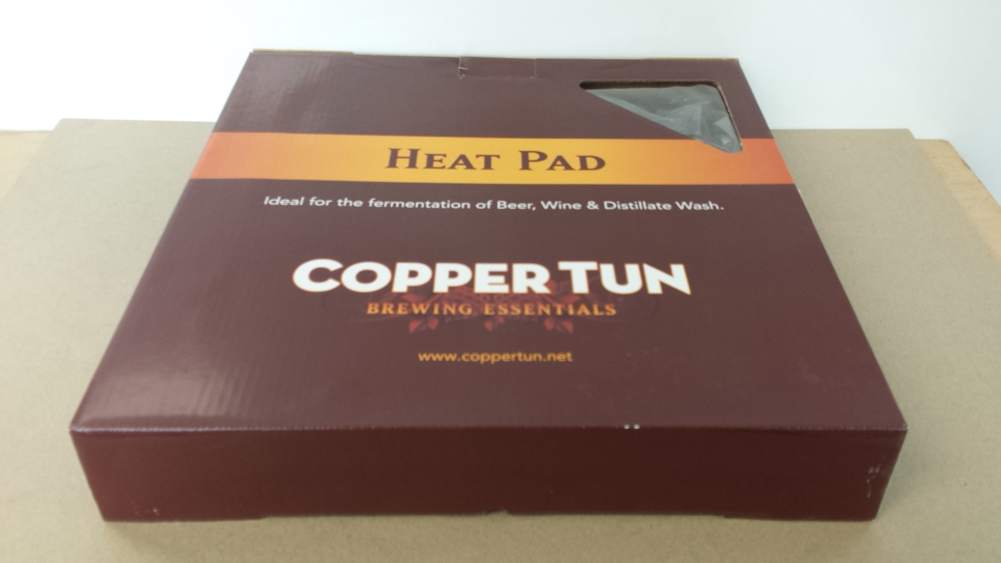Copper Tun 230V Heat Pad