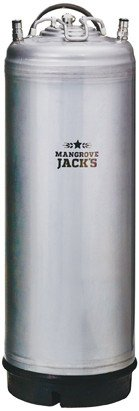 19L New Mangrove Jacks Ball Lock Keg