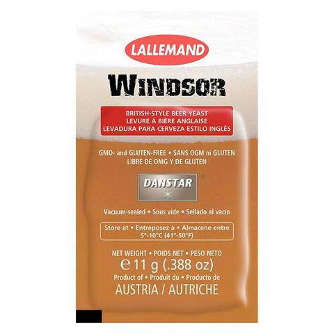 Lallemand Danstar Windsor British Ale Yeast