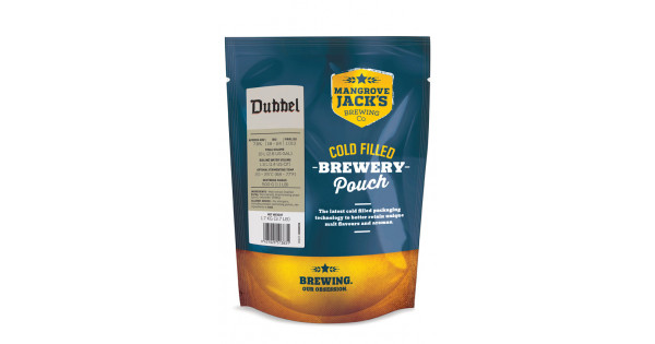 Mangrove Jack's Dubbel Brewery Pouch